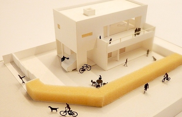 住宅シミュレーションの強い味方!1/100スケールの「テラダモケイ」とは?