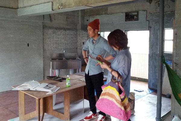 オーナーと二人三脚でDIY。福岡にも広がりつつある賃貸カスタマイズ