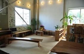 建築会社がプロデュースするカフェが「地球と共にある暮らし」を提案