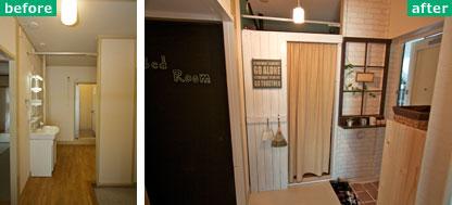 DIY未経験の夫婦が、工夫しながらつくりあげた理想の住まい