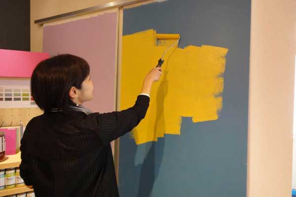 初心者でもカンタン! 「DIYペイント」で、住まいに彩りを加えよう