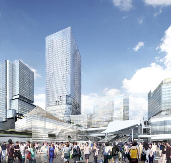 東京再開発マップ2020<渋谷>ヒカリエに続く大規模再開発が進行中!