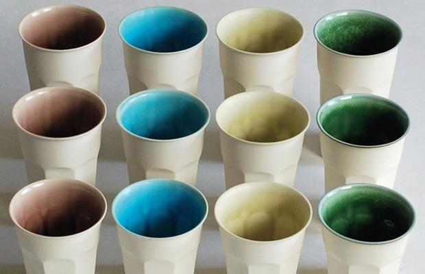 まずはお気に入りのビアカップを。『HASAMI』で秋の夜長を楽しもう(画像提供:HASAMI/有限会社マルヒロ)