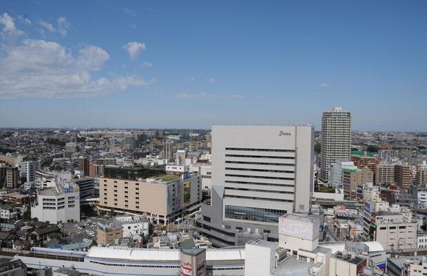 宿場町として発展した船橋は、かつて成田山詣に訪れる徳川将軍が行き帰りに立ち寄ったこともあるとか(画像提供:船橋市)