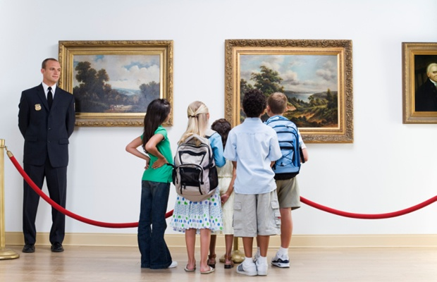11/3文化の日は無料になる美術館で、芸術の秋を楽しもう(写真: Fuse / thinkstock)