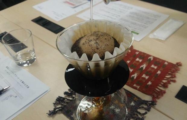コーヒーの焙煎が家でもできる! 焙煎教室に参加してみた(撮影:筆者)