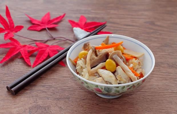 秋といえば炊き込みご飯! おすすめの具とレシピをご紹介(写真:(C)yumehana / 123RF.COM)