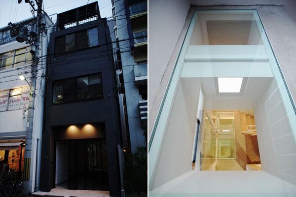 【画像6】最優秀作品賞〈無差別級〉『築48年のオフィスビルを住宅へコンバージョン』(画像提供:9株式会社)