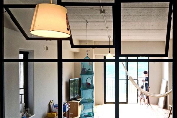 【画像12】特別賞「フォトジェニック賞」受賞作品。六甲山と瀬戸内海を一望できる『家族と共に成長する家』(画像提供:GRID DESIGN株式会社)
