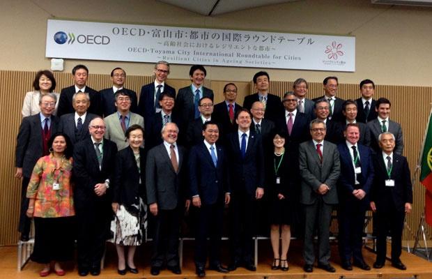 世界各都市の高齢化対策は?高齢大国ニッポンで国際会議が開催(写真撮影:小野有理)