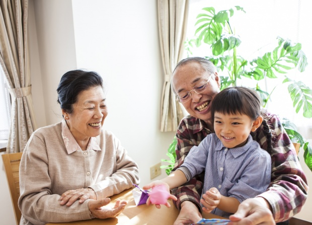 相続税対策を行った206人に調査。「親子関係の改善」にも効果的(写真:iStock / thinkstock)