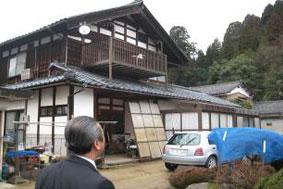 【画像1】リフォーム前の越前の家(画像提供:梶浦博昭環境建築設計事務所)