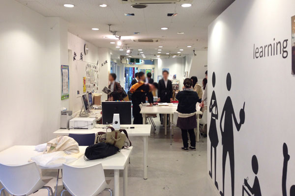 【写真3】MAG.net 富山まちなか研究室(写真撮影:小野有理)