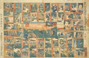 世界無形遺産の和紙を使った正月遊び「双六」が歌舞伎になる理由