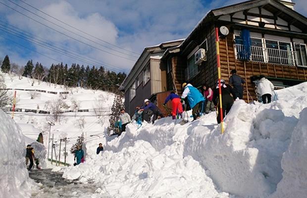 新潟県で活躍する除雪ボランティア「スコップ」の活動とは?(画像提供:新潟県総務管理部地域政策課雪対策室)
