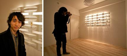 【画像2】池田さんは前回のコンペでも入賞し、その作品が施工された物件の人気も高いそうだ(写真撮影:井村幸治)