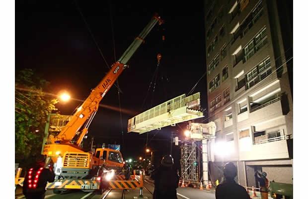 """札幌市で進む""""歩道橋の引退""""。撤去の理由を聞いてみた(画像提供:札幌市建設局総務部道路管理課)"""