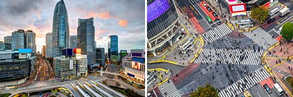 【画像1】TOP3は新宿・渋谷・池袋と、ターミナル駅がランクインした(写真:iStock / thinkstock、masterlu / 123RF 写真素材)