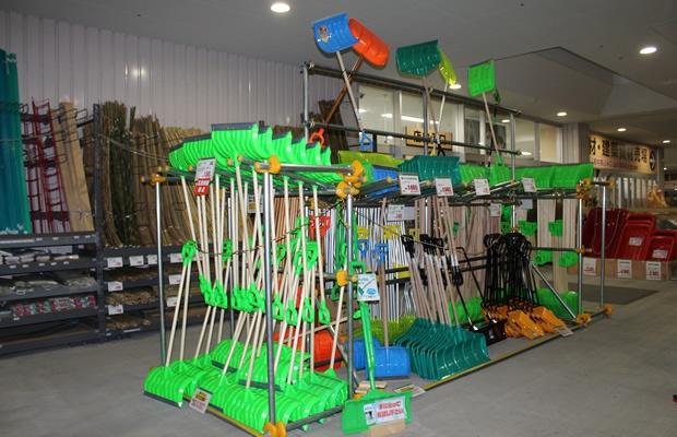 """これはすごい!北海道のホームセンターに聞く""""雪対策グッズ""""(画像提供:株式会社ホーマック)"""