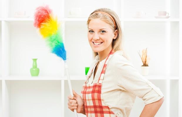 これで来客も怖くない!ホコリが溜まる場所・掃除のコツをおさらい(写真: iStock / thinkstock)