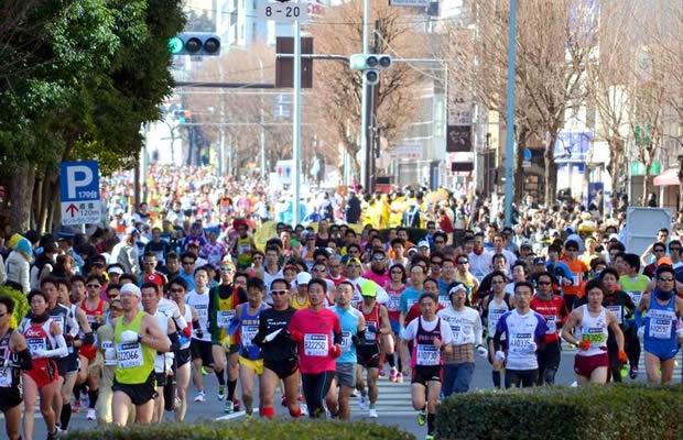 「東京マラソン2015」コース沿いの家賃相場を調べてみた(写真:marioland / 123RF 写真素材)