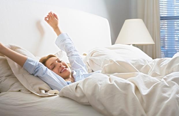 もうひと眠り…を解消!寒い冬もスッキリ起きる5つのコツ(写真:Creatas / thinkstock)