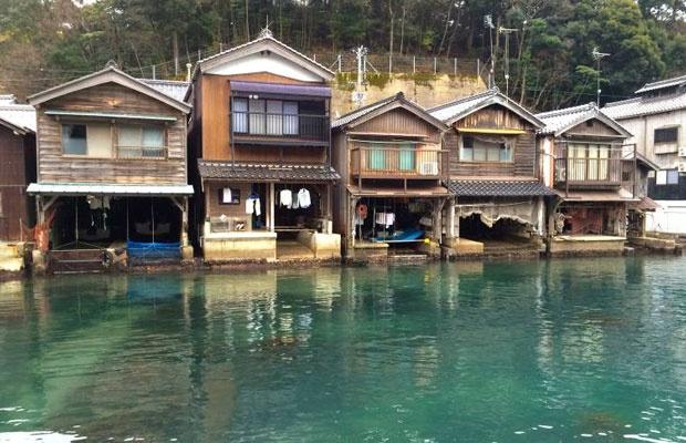 「舟屋」をリノベーション、京都伊根町の空き家問題解決策に注目(写真撮影:井村幸治)