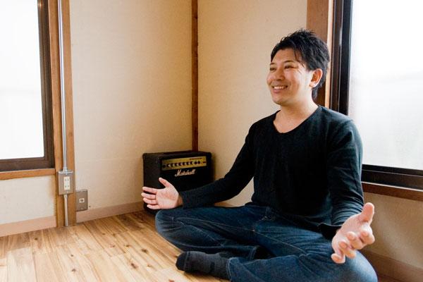 【画像1】長田さんはこのユウトヴィレッジに自ら住んでいる(画像提供:株式会社ユウト)