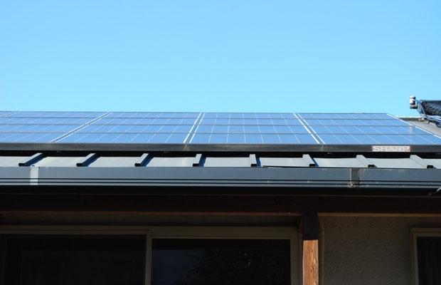 太陽光発電買い取り新ルール発表。住宅用の現状と今後を考える(写真撮影:藤本 健)