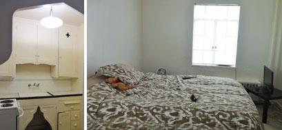【画像7】ラファイエット アパートの室内。(撮影:住宅ジャーナリスト/山本久美子)