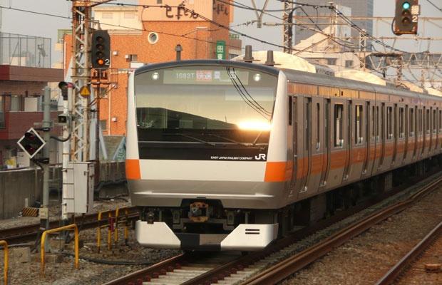 JR中央線快速・全24駅の家賃相場が安い駅ランキング