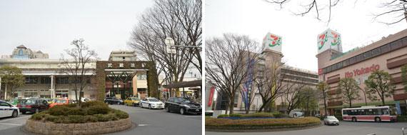【画像3】11位・武蔵境駅周辺(撮影:鈴木健児)