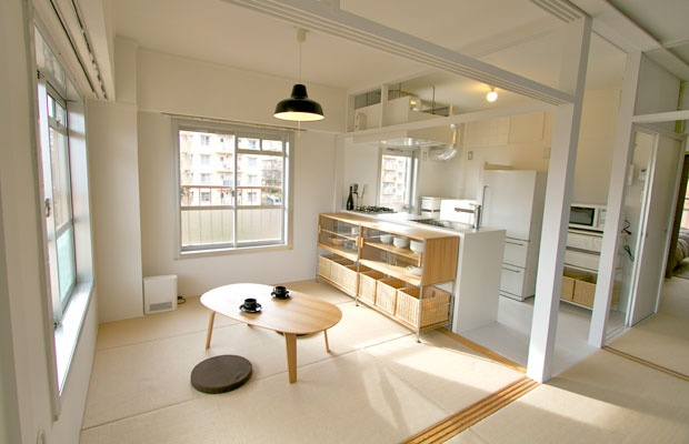 MUJI×UR、築50年の団地リノベーション住宅の住み心地は?(写真撮影:井村幸治)