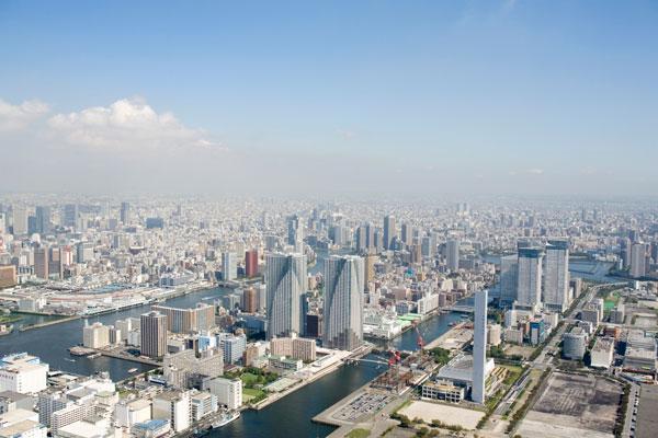 公示地価が三大都市圏で2年連続上昇。今後も上がり続ける?(写真:Photodisc / thinkstock)