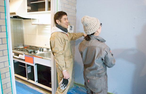 まるで結婚式?大家さんと入居者の「はじめての共同作業」って?(写真:iStock / thinkstock)
