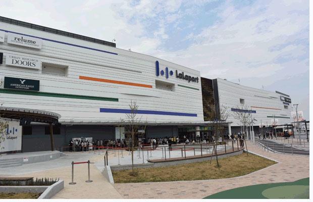 10日開業 「ららぽーと富士見」の見どころをチェック(写真撮影:SUUMOジャーナル編集部)