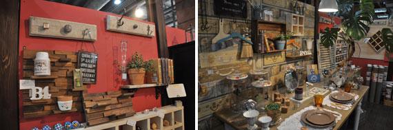 【画像1・2】店内はカフェや雑貨店のようなディスプレイ。見ているだけで楽しい(写真撮影:嘉屋恭子)