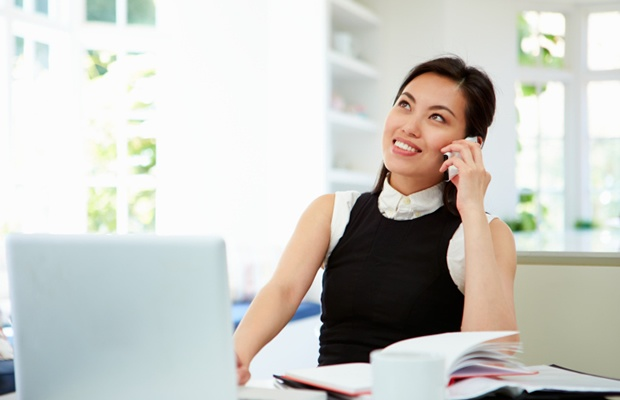 家での仕事を快適に! 在宅ワーカーの家具えらび事情(写真: iStock / thinkstock)