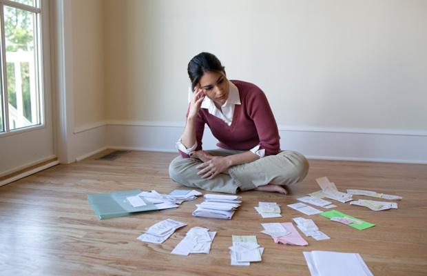 書類や郵便物、もう放置して溜めないためのスッキリ整理術(写真:Digital Vision / thinkstock)