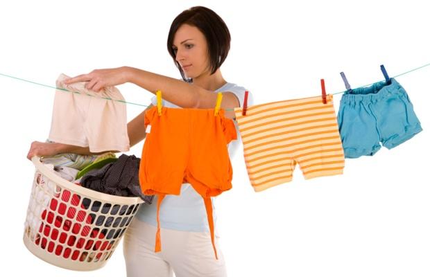 花粉&部屋干しニオイ対策に!お洗濯マイスターの「非菌三原則」(写真: iStock / thinkstock)