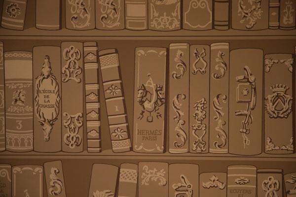 【画像10】イラストのタッチが流石、エルメス。ドア一枚程度なら数万円でできて、満足度高いかも!(写真撮影:本美安浩)