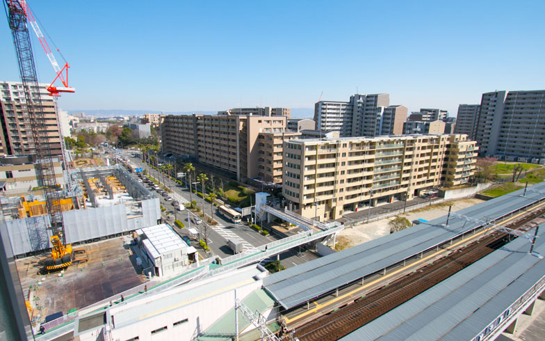 大阪・千里ニュータウンで進む団地の建て替え最新事情