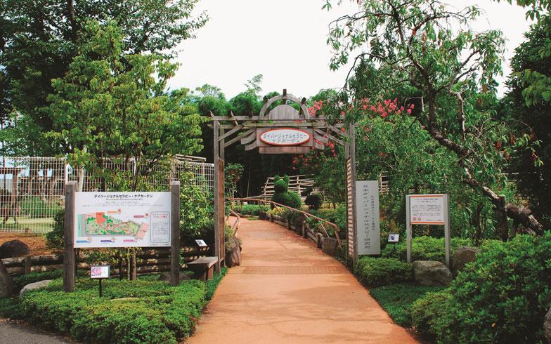 【画像5】「みんなの庭」約3000坪もあるケアガーデンは日本最大級、ダイバージョナルセラピーというケアの思想を採用した施設。これも山万グループで運営しているところがスゴい!(写真提供:山万)