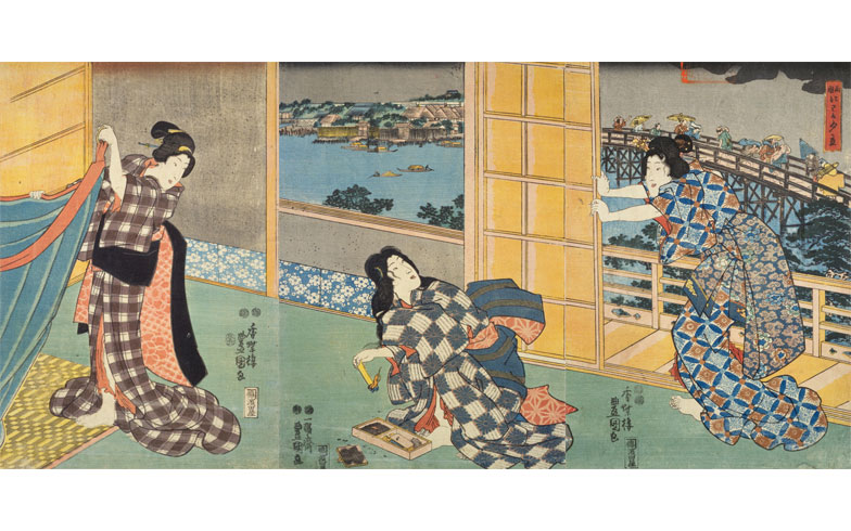 今こそ活用したい、江戸の夏の風物詩「蚊帳(かや)」