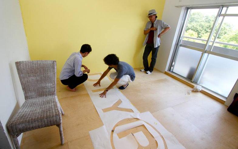 のべ500人が手掛けた賃貸物件が完成。DIYスクールの魅力とは?