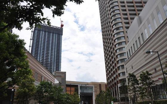【画像2】再開発により人気の高まっている武蔵小杉。川崎市の待機児童対策の重点エリアのひとつ(写真撮影:嘉屋恭子)