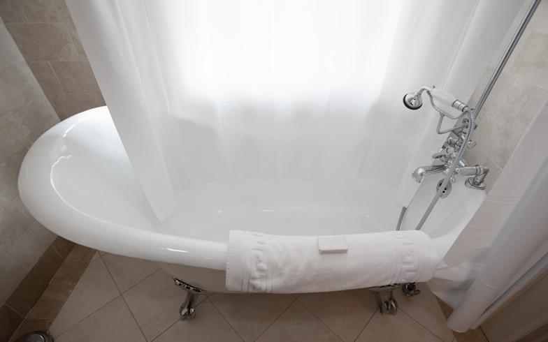 シャワーカーテンの
