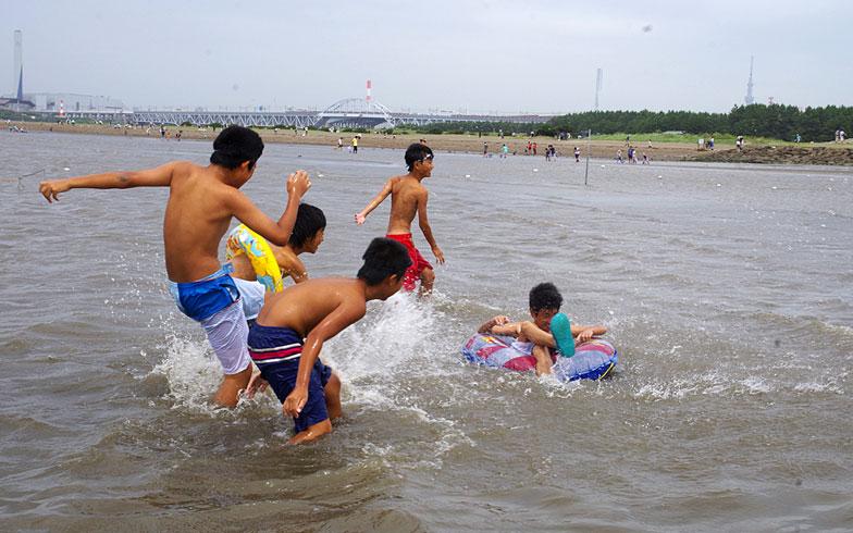 都内の海でも楽しめる?50年ぶりに葛西海浜公園で海水浴がOKに!