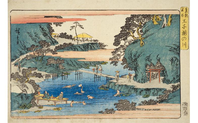 エアコンがない江戸時代、暑い夏をどのようにしのいでいた?