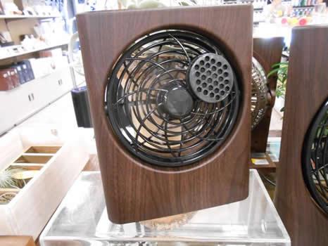 【画像12】BOXサーキュレーター5インチ wood(画像提供:渋谷ロフト)
